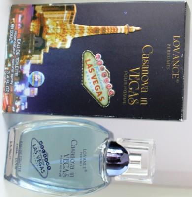 Lovance Casanova In Vegas 100 Ml Men Edt Eau de Toilette  -  100 ml