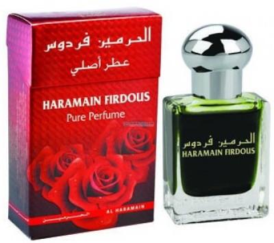 Al Haramain Firdous Eau de Parfum  -  15 ml