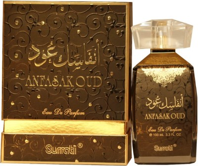 Surrati Anfasak Oud Eau de Parfum  -  100 ml