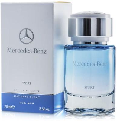 Mercedes-Benz Sport Eau De Toilette Spray Eau de Toilette  -  75 ml
