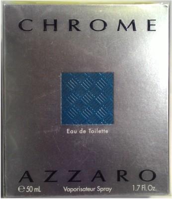 Azzaro Chrome EDT  -  50 ml