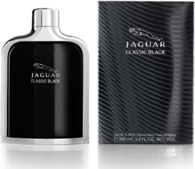 Jaguar Classic Black Eau de Toilette  -  100 ml