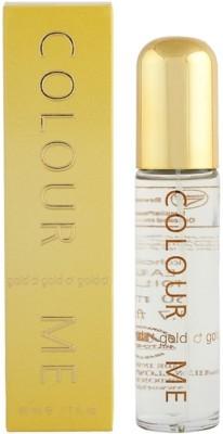 Milton Llyod Colour Me Gold Eau De Toilette EDT  -  50 ml