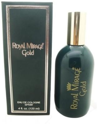 Royal Mirage Gold EDT  -  120 ml