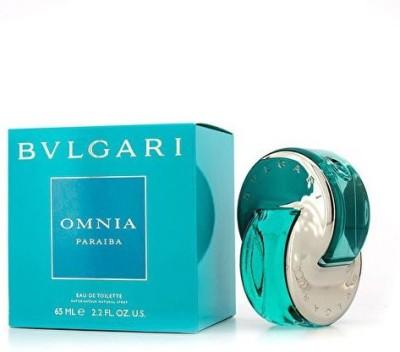 Bvlgari Omnia Paraiba EDT 65ml Eau de Toilette  -  65 ml