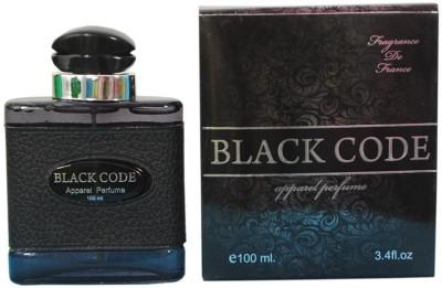 St. Louis Black Code Apparel Perfume EDP  -  100 ml