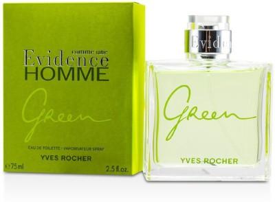 Yves Rocher Comme Une Evidence Green Eau De Toilette Spray Eau de Toilette  -  75 ml