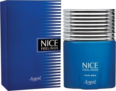 Sapil Nice Feelings Men Perfume Eau de Toilette  -  75 ml