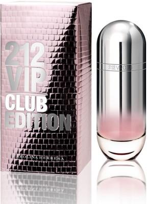 Carolina Herrera 212 VIP Club Edition Eau de Toilette  -  80 ml