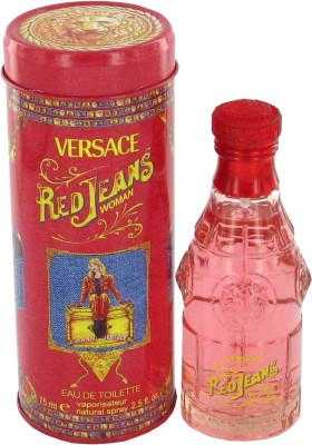 Versace Red Jeans EDT  -  75 ml