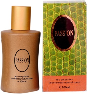 PASS ON vaporisateur natural spray Eau de Parfum  -  100 ml
