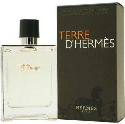 Hermes hermes-terre-d-hermes-edt-for-him EDT  -  100 ml(For Men)