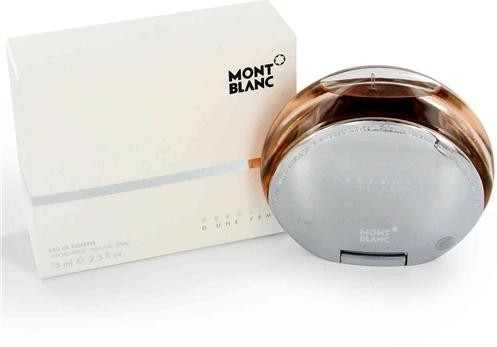 Mont Blanc Presence EDT  -  75 ml(For Women)