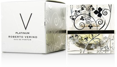 Roberto Verino VV Platinum Eau De Parfum Spray Eau de Parfum  -  75 ml