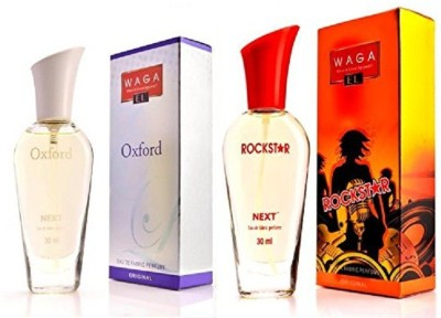 Waga Oxford, Rockstar Eau de Parfum  -  30 ml(For Men)