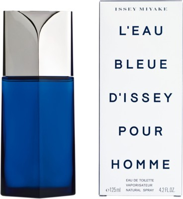 Issey Miyake L,Eau Bleue D,Issey Pour Homme EDT  -  125 ml