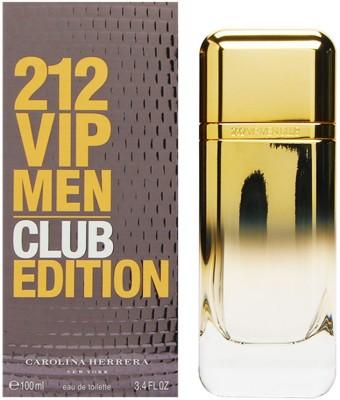 Carolina Herrera 212 VIP Men Club Edition Eau de Toilette  -  100 ml