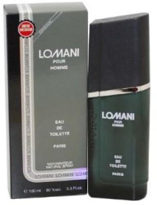 Lomani Pour Homme Paris Vaporisateur Natural Spray Eau de Toilette  -  100 ml