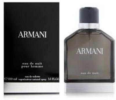 Giorgio Armani Eau Di Nuit Pour Homme EDT - 100 ml
