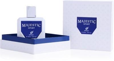 Afnan Majestic-Sport spray for Men Eau de Parfum  -  100 ml