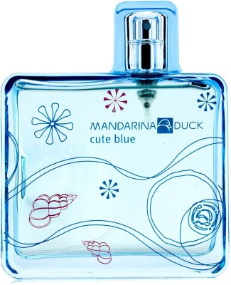 Mandarina Duck Cute Blue Eau De Toilette Spray Eau de Toilette  -  100 ml