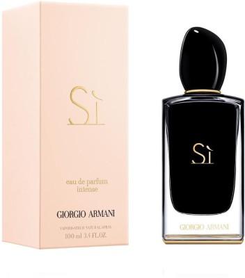 Giorgio Armani Si Intense Eau de Parfum  -  100 ml