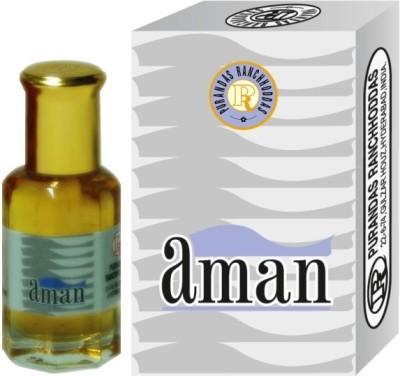 Purandas Ranchhoddas Aman Attar Eau de Parfum  -  12 ml