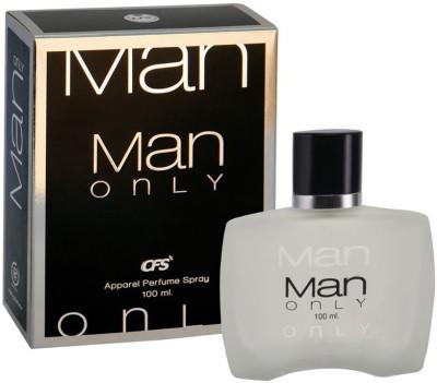 CFS Man Only Black Eau de Parfum  -  100 ml
