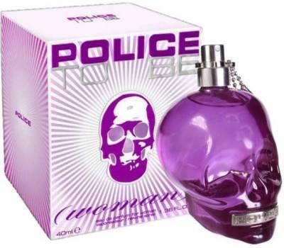 Police To Be Woman Eau de Parfum  -  40 ml