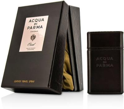 Acqua Di Parma Acqua di Parma Colonia Oud Eau De Cologne Concentree Leather Travel Spray Eau de Cologne  -  30 ml