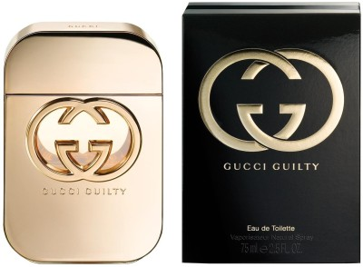 GUCCI Guilty EDT  -  75 ml