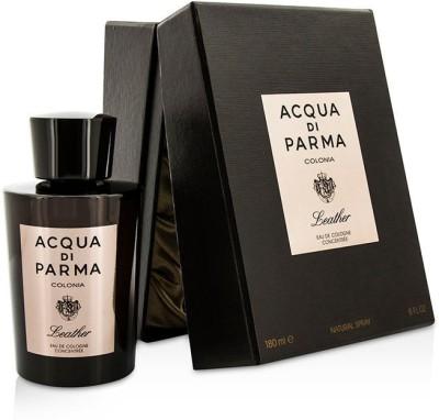 Acqua Di Parma Colonia Leather Eau De Cologne Concentree Spray Eau de Cologne  -  180 ml