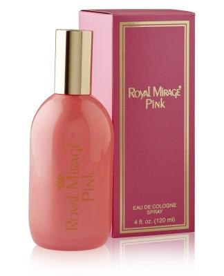 Royal Mirage Pink EDC  -  120 ml