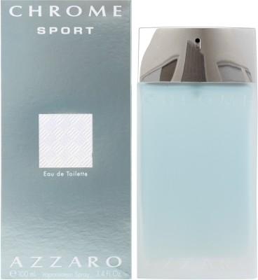 Azzaro Chrome Sport EDT  -  100 ml