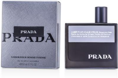 Prada Amber Pour Homme Intense Eau De Parfum Spray Eau de Parfum  -  50 ml