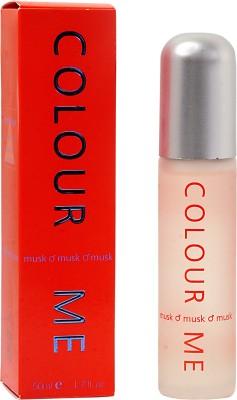 Colour Me EDT (Musk) Eau de Toilette  -  50 ml
