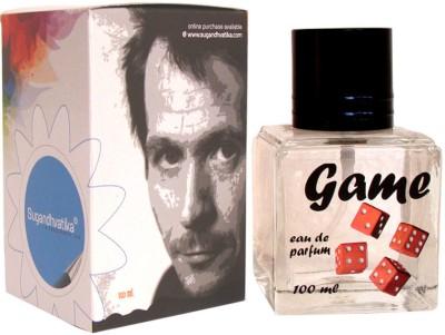 SugandhVatika Game Eau de Parfum  -  100 ml