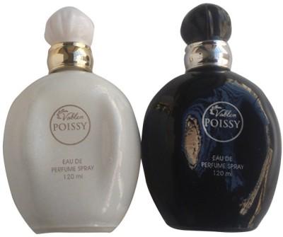 Vablon Poissy White and Black Eau de Parfum  -  240 ml