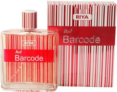 Riya Barcode Red Apparel Perfume EDP  -  100 ml
