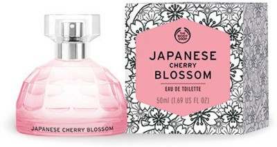 The Body Shop Japanese Cherry Blossom EDT Eau de Toilette  -  50 ml