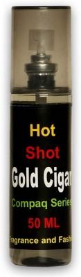 Fragrance And Fashion Gold Cigar EDT Eau de Toilette  -  50 ml