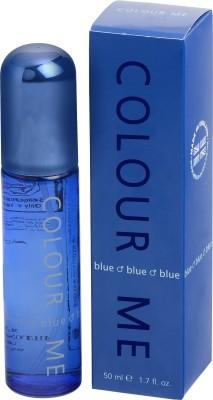 Colour Me EDT (Blue) Eau de Toilette  -  50 ml