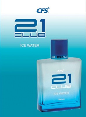 CFS CFS 21 CLUB ICE WATER Eau de Parfum  -  100 ml