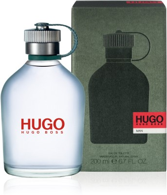 Hugo Boss Man Eau de Toilette  -  200 ml(For Boys, Men)