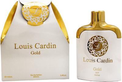 Louis Cardin Gold Eau de Parfum  -  100 ml