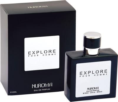 Nuroma Explore Man Black Eau de Parfum  -  100 ml
