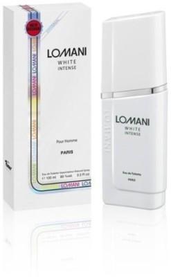 Lomani White Intense EDT  -  100 ml
