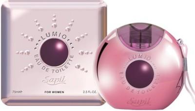 Sapil Lumio Women Perfume Eau de Toilette  -  75 ml