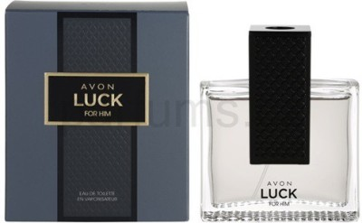 Avon Luck For Him Eau de Toilette  -  75 ml