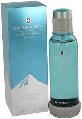 Swiss Army Mountain Water EDT  -  100 ml